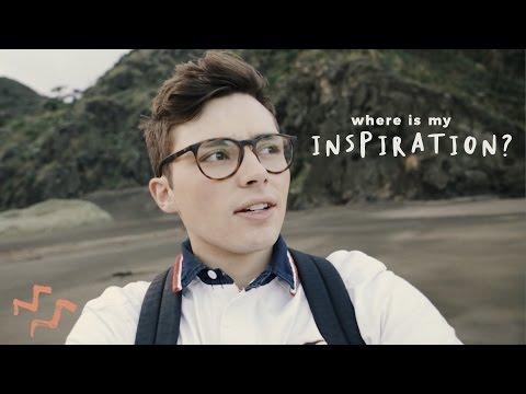 where do I find creative inspiration?