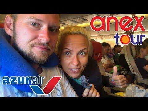 Доминикана День 14 ОБЗОР AzurAir Boeing 777