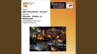 14. Pavane. Andante Molto Moderato, Op. 50