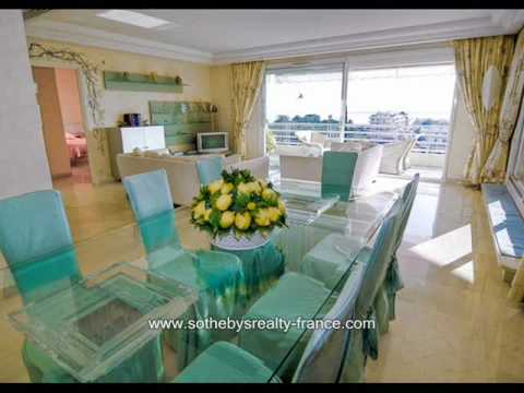 Propriétés de luxe en France - Cannes Luxury Penthouse