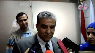 وزير البيئة يشهد توقيع وثيقة مشروع إدارة المخلفات الطبية والالكترونية