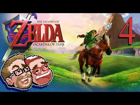 Exposition Owl | The Legend of Zelda: Ocarina of Time 3D [#4] | Press On