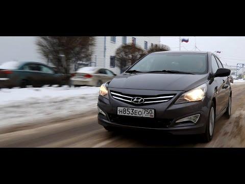 Обзор Hyundai Solaris с пробегом