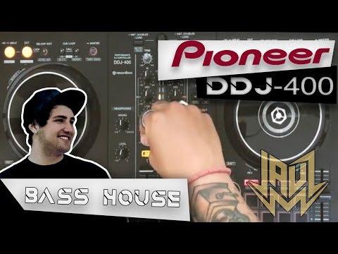 Pioneer DDJ 400 Performance Mix- BASSHOUSE || Joseph G ||