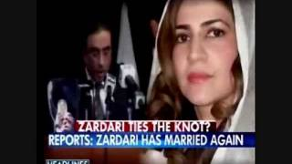 Pres. Asif Zardari married Dr. Tanveer Zamani - Dubai, Feb 2011