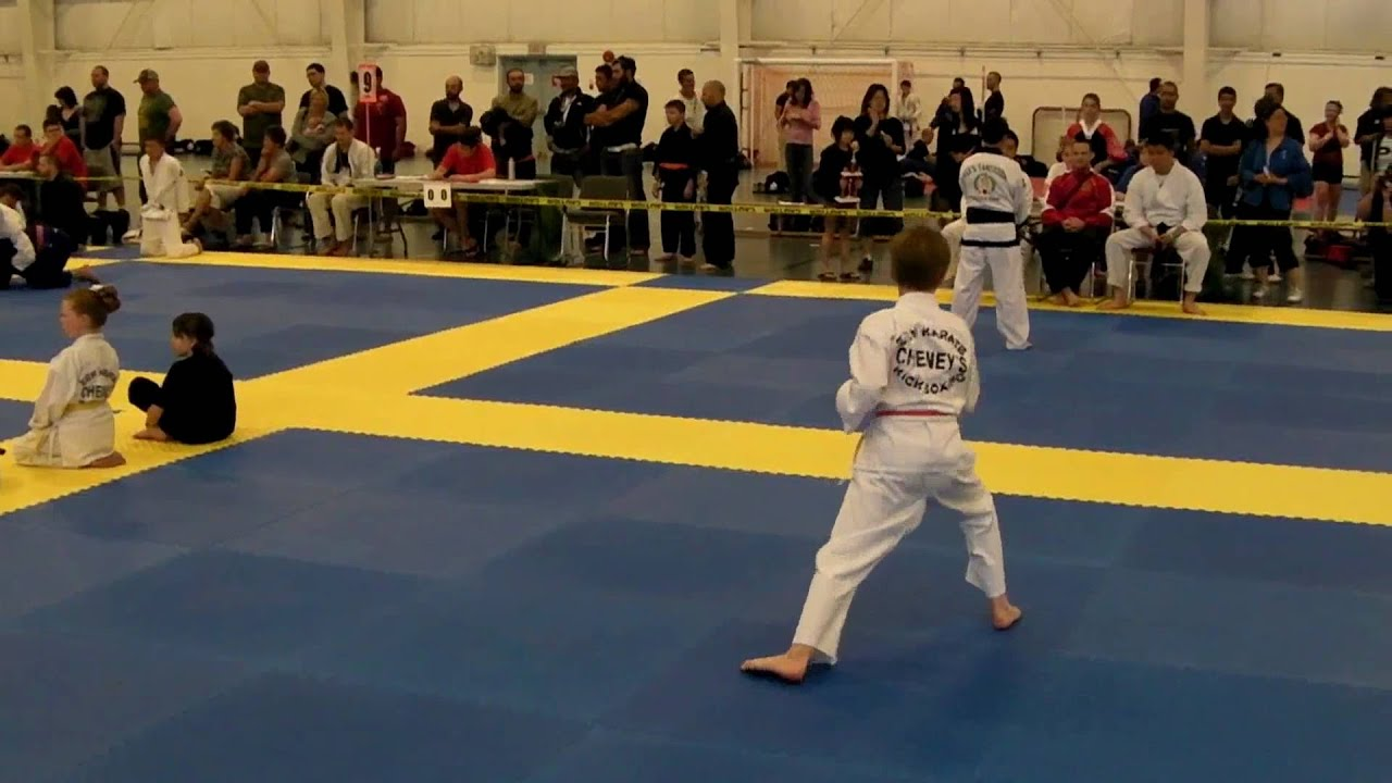 Download Lucas Proteau - Edmonton Capital City Martial Arts Tournament 2010