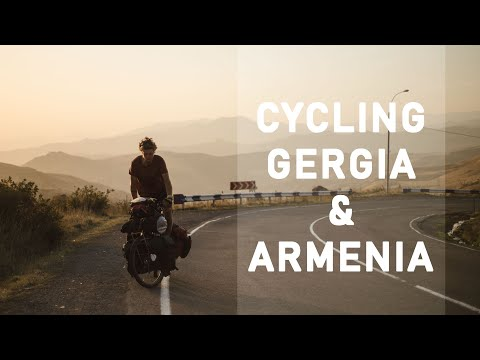 MO2W #6 - CYCLING AROUND THE WORLD // GEORGIA & ARMENIA