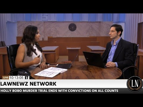 Ronn Blitzer Talks Holly Bobo Murder Trial and Morris Brothers Trial on LawNewz Network