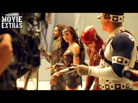 Download Youtube: Go Behind the Scenes of Justice League (2017)