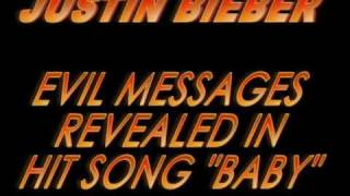 Justin Bieber ILLUMINATI Baby EVIL MESSAGES REVEALED Mp3