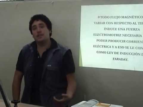 Ley de Faraday - Inducción electromagnética