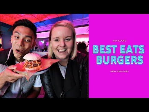 BEST BURGERS In Auckland New Zealand