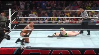 WWE Raw 8/4/13 - Best Bits (NEW JERSEY CROWD HILARIOUS CHANTS)