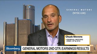 GM CFO Says Product Mix Drives Revenue, Profit Outlook