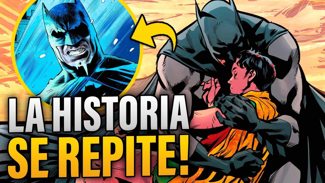 ¿Batman Pierde a Jason Todd Nuevamente? (2021)   Batman - Urban Legends #4