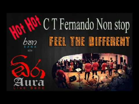 C T Fernando nonstop Live By Rana with Aura