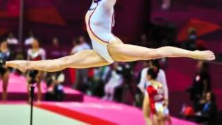 Sandra Izbasa of Romania Wins Womens Vault Gold at London Olympics 2012 2