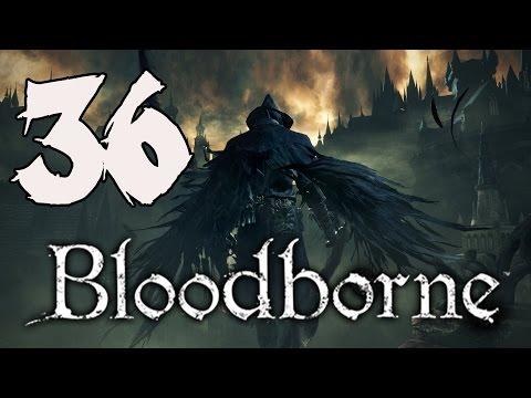 Bloodborne Gameplay Walkthrough - Part 36: Evil Eyes