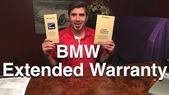 Are BMW Extended Warranty Worth It ?