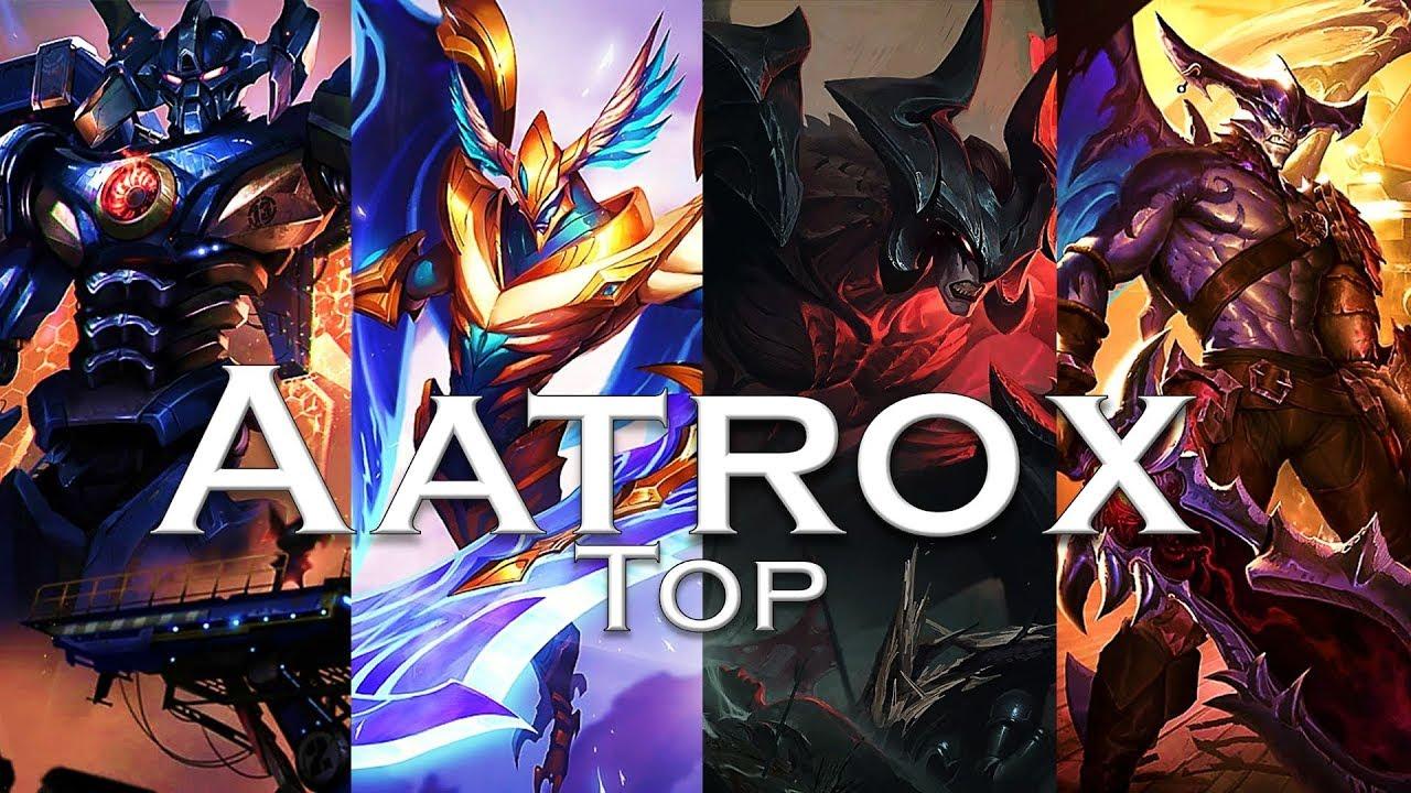 Beginner's Guide to Aatrox Top