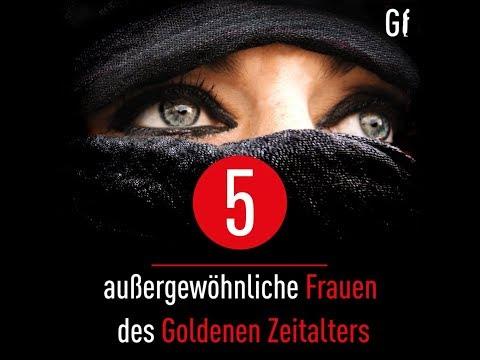 5 außergewöhnliche Frauen des Goldenen Zeitalters ᴴᴰ┇Generation Islam