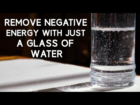 Remove Negative Energy from home with just a Glass of Water||  Harpreet Kaur Kandhari
