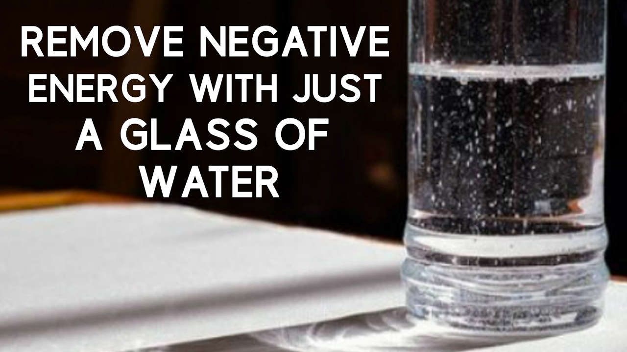 Remove Negative Energy From Home With Just A Glass Of Water|| Harpreet Kaur  Kandhari   YouTube