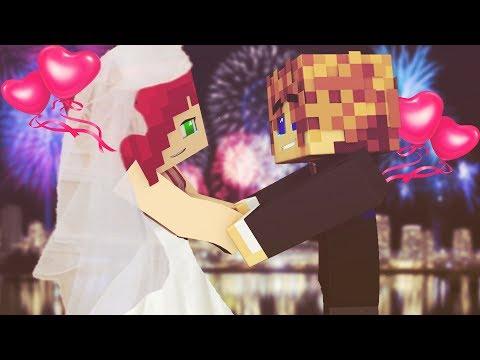 IL MATRIMONIO DI MAG E SHARK - Minecraft Roleplay - Hide and Seek