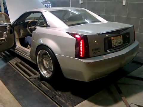 Cadillac Xlr Swap Ls3 T56 Youtube