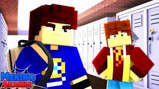 Minecraft: MENINO ARANHA - MEU AMIGO É DO MAL??? #249