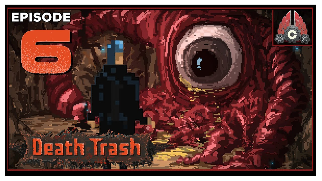 CohhCarnage Plays Death Trash Early Access - Episode 6