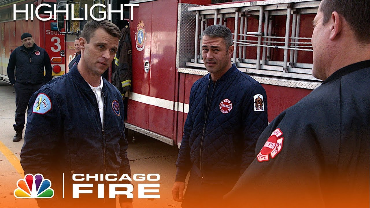 Severide Casey And 51 Find Themselves In Conflict With Delaney