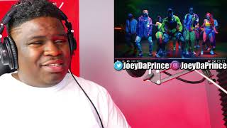 Chris Brown - Wobble Up  ft. Nicki Minaj, G-Eazy - REACTION