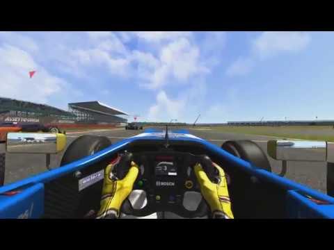 ACRL Season 7 - Round 1 Silverstone RACE 1 - RSR Formula 3 - Assetto Corsa Racing League