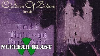 """CHILDREN OF BODOM – """"Platitudes and Barren Words"""" (OFFICIAL TRACK BY TRACK #6)"""