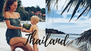 A day in the life of a full time traveling family / THAILAND VLOG