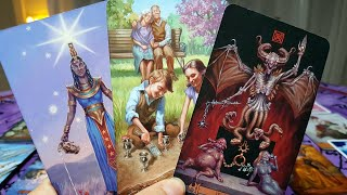 Aquarius 1-15 January 2018 Love & Spirituality reading - YIN SOULPARTS IS STILL LOST! ♀