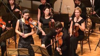 Mozart: Sinfonia concertante, K 364 - 3. Presto  @ Zagreb Int. Chamber Music Festival