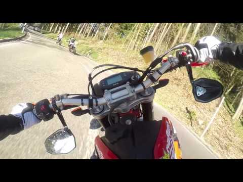 Raw #1 // SWM SM 500 R // KTM SMC R // SuperMoto Ride // GoPro 5 Black // 50fps