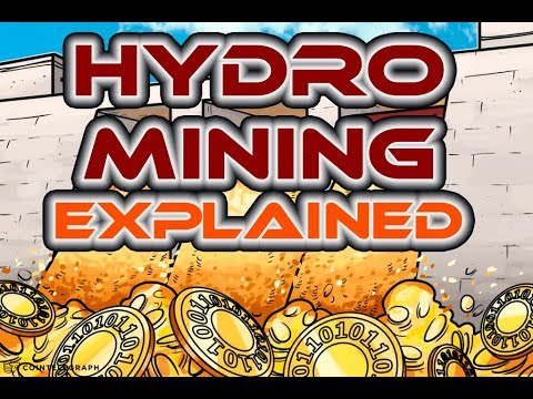 HYDRO MINING?! WHAT IS IT? Explained in Details | Bitpetite & Ethconnect SCAM or FUD