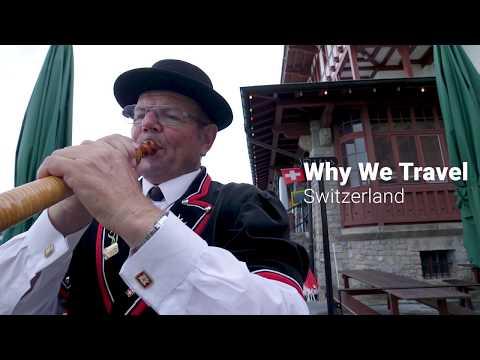 Why We Travel: Switzerland | Story from USTOA