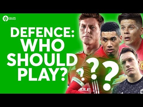 The HUGE Defence Debate: Who Should Play?