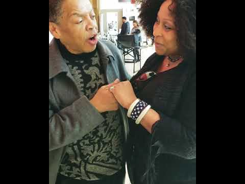2 Time Emmy Makeup Artist for Oprah and many celebrities, Reggie Wells and Tyleishia Douglass