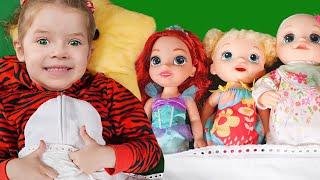 Ten in The Bed Song   Nicole Nursery Rhymes & Kids Songs