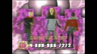 Kidz Bop | Television Commercial | 2003 | CD & Cassette