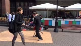 Аргентинское танго на Арбате, Елена Семешко 1(Москва, Арбат., 2015-08-31T16:07:37.000Z)