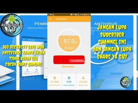 360 Security Lite Mod No Iklan