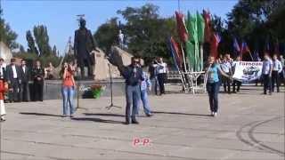 Песня посвященная городу  герою Горловка 30 08 15(, 2015-09-01T16:09:15.000Z)