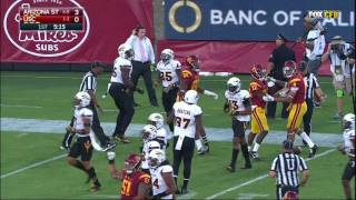 FOOTBALL IN 60: ARIZONA ST AT USC - 10/1/16