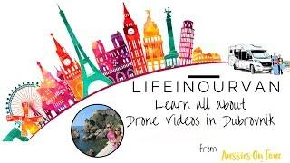 LifeinourVan Enjoy A New Perspective Over Dubrovnik
